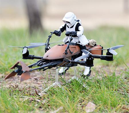 Star Wars Quadcopter