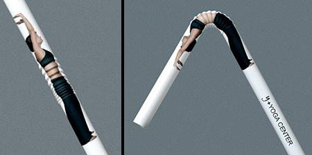 Yoga Drinking Straw