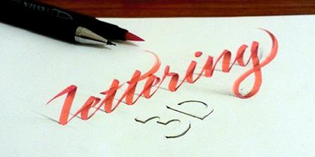 3D Writing