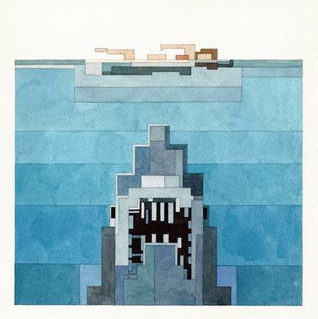 8-Bit JAWS