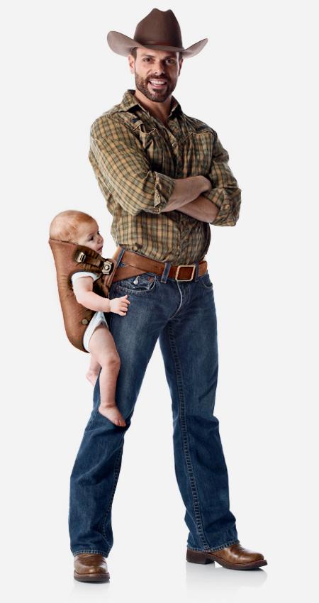 Baby Gun Holster