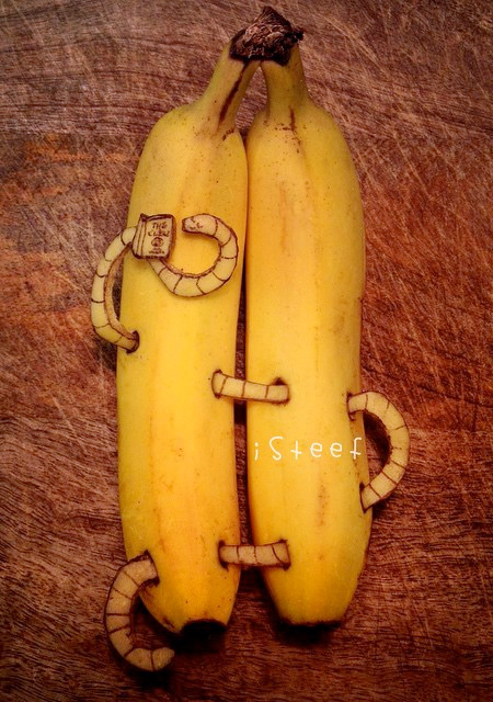 isteef Banana Art