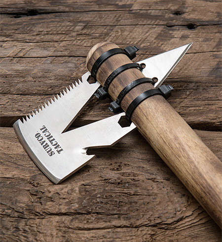 Business Card Axe