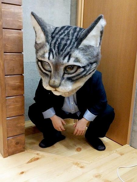 Realistic Cat Mask