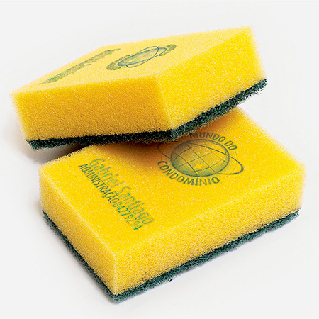 Sponge Business Card