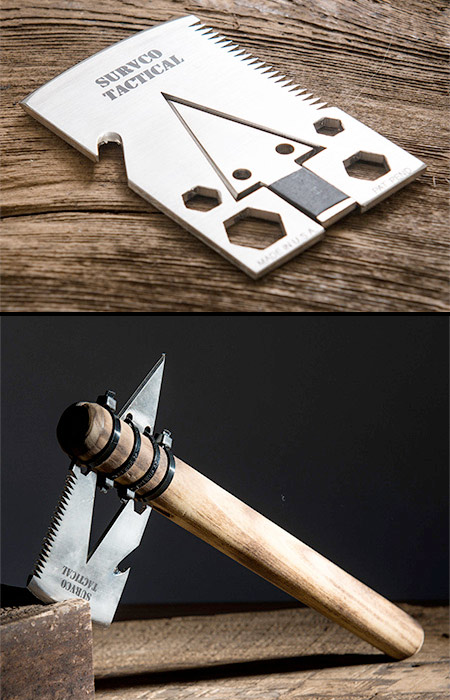 Axe Business Card