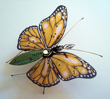 Julie Alice Chappell Butterflies