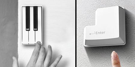 Creative Doorbells