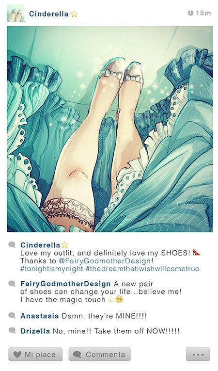 Disney Princess on Instagram