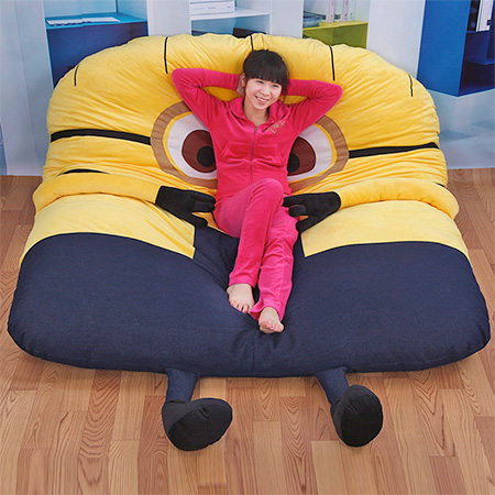 Despicable Me Minion Bed
