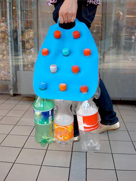 Ka-Lai Chan Plastic Bottle Carrier