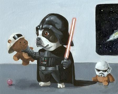 Dogs Star Wars