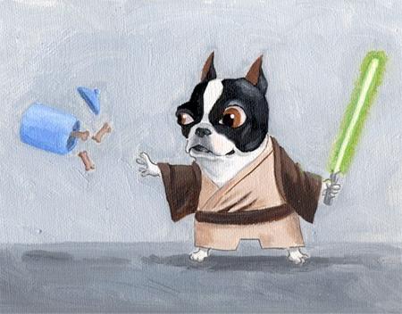 Star Wars Dogs Brian Rubenacker