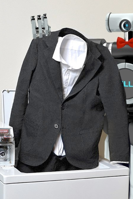 Suitsy Business Suit Onesie