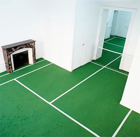 Tennis Apartment