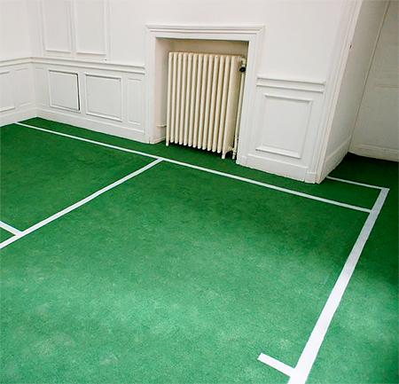 Benedetto Bufalino Tennis Apartment