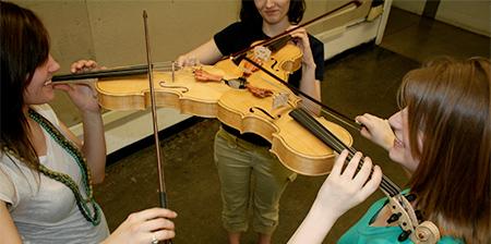 Triple Violin