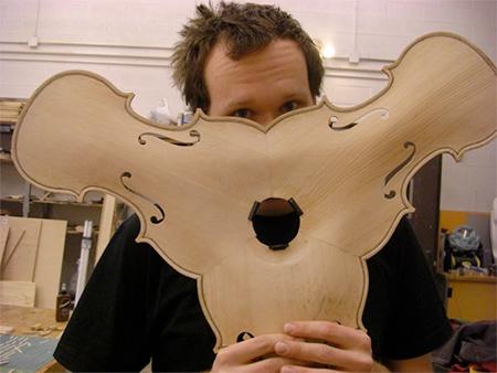 Unique Violin