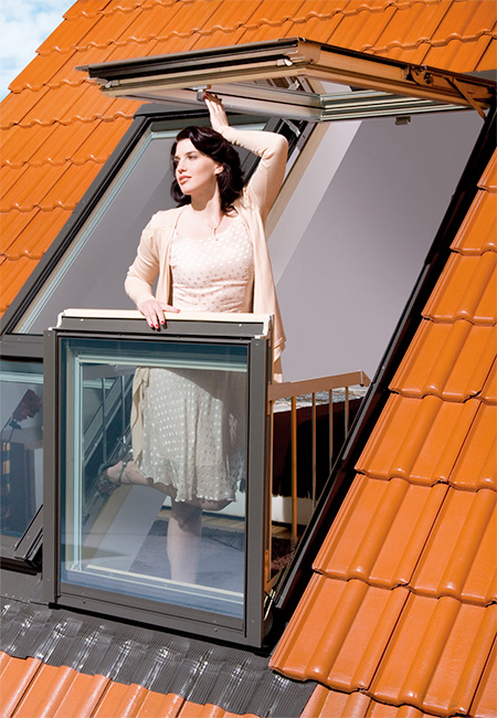 The Car Company >> Windows Transform into Balconies