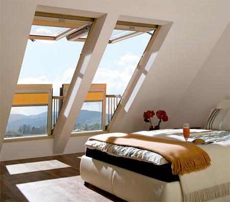Fakro Balcony