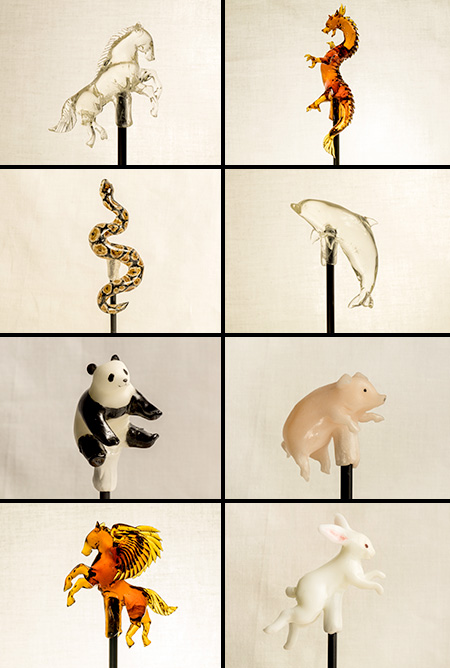 Realistic Animal Candy