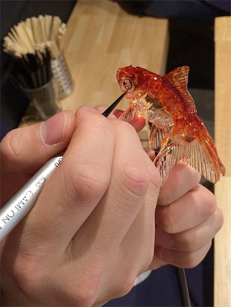 Realistic Animal Lollipop