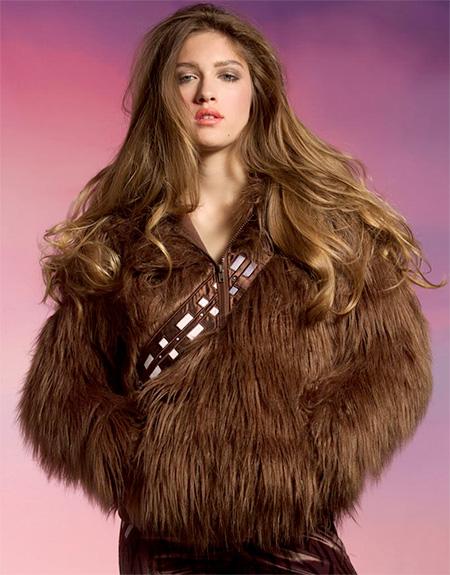 Realistic Chewbacca Hoodie