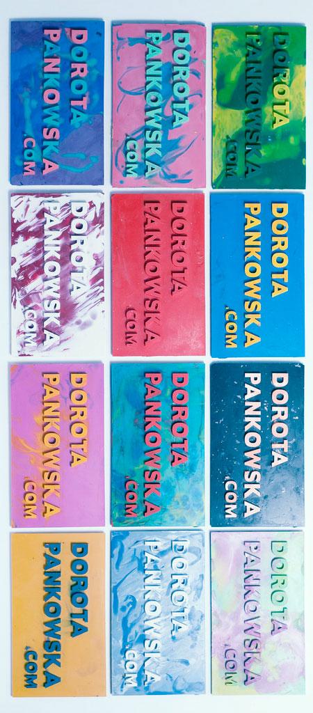 Dorota Pankowska Business Card