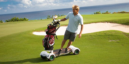 Golf Cart Skateboard