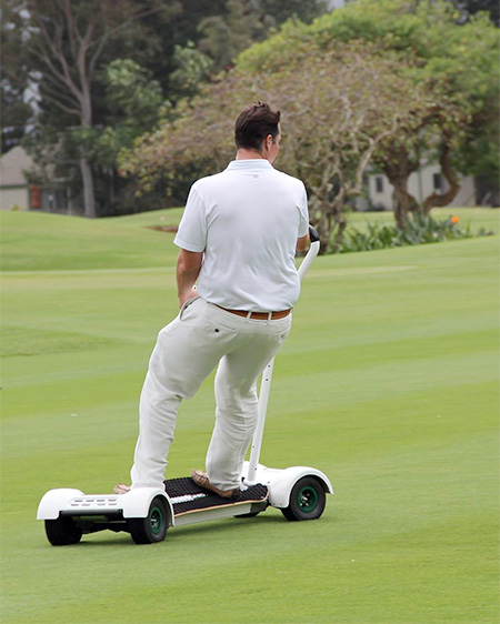 Golf Cart Board