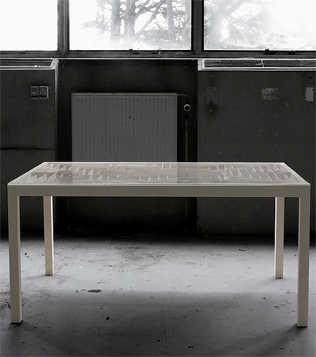 Maze Coffee Table