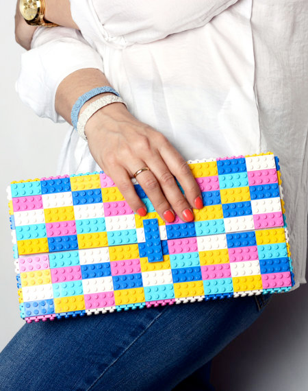 Bags Made of LEGO