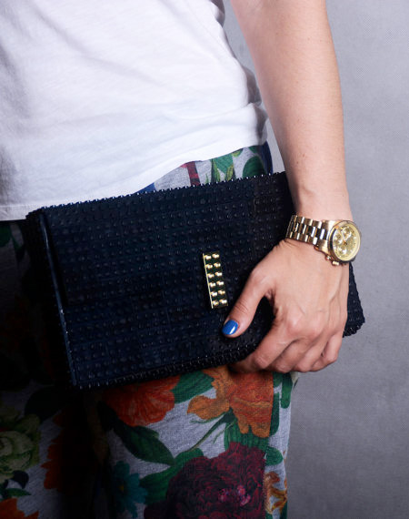 Purse Made of LEGO