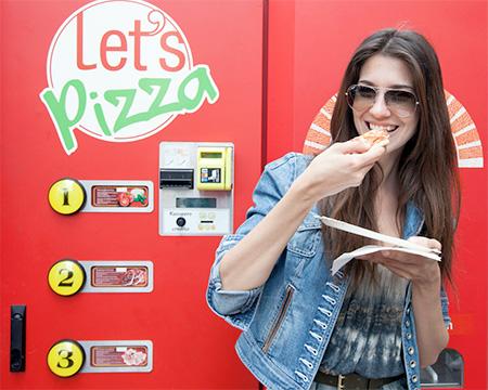 Pizza Vending Machines