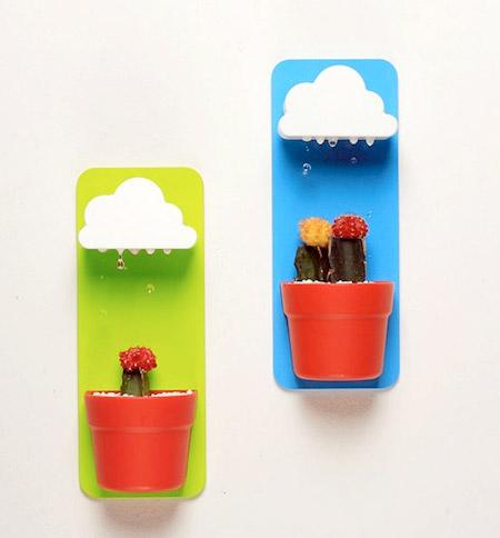 Rain Flower Pot