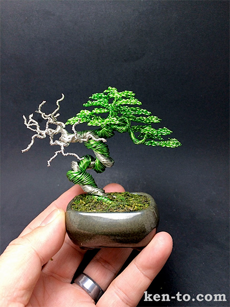 Ken To Wire Trees