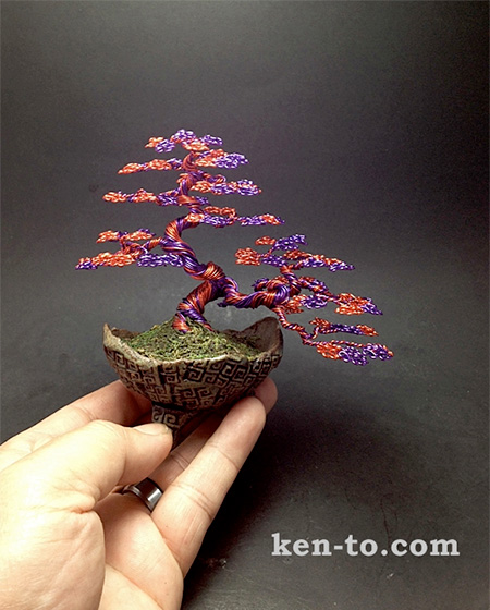 Ken To Wire Tree