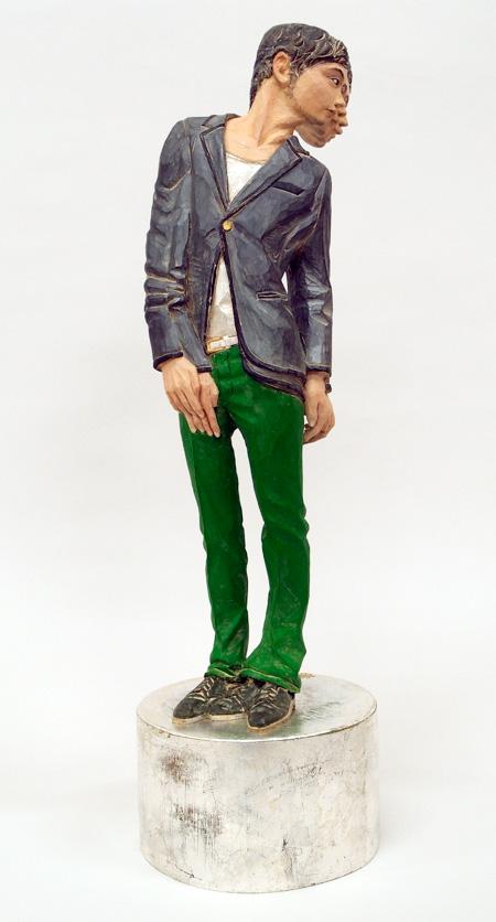 Yoshitoshi Kanemaki Sculpture