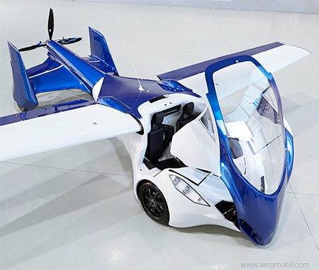 Stefan Klein Flying Car