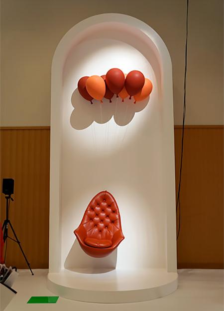 Air Balloon Chair
