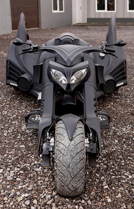 Batman Trike Motorcycle