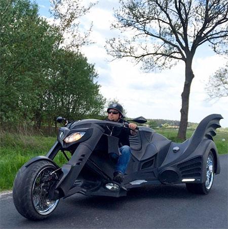 Batman Trike