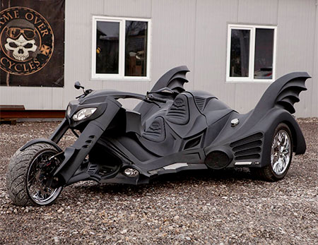 Batmobile Motorcycle