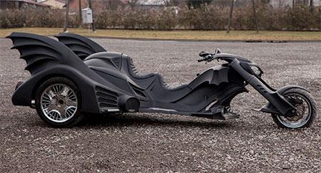 Bat Motorcycle