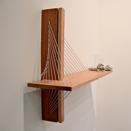 Bridge Shelf
