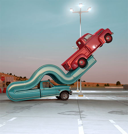 Car Aerobics by Chris Labrooy