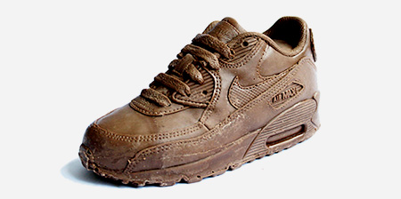 Chocolate Nike Air Max