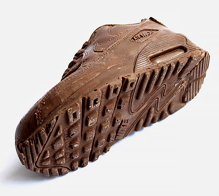 Chocolate Nike Sneakers