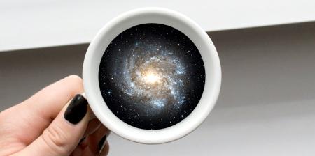 Coffee Cup Galaxies