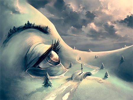 Digital Painting by Cyril Rolando